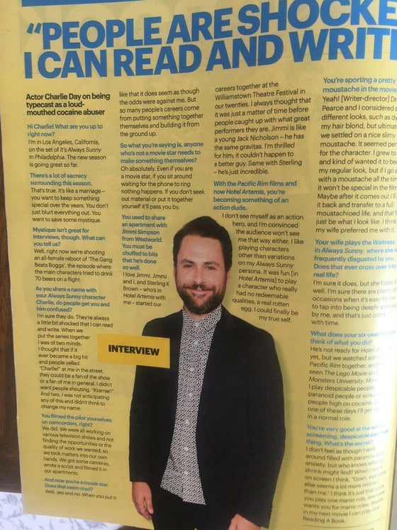 UK Shortlist Magazine JULY 2018: CHARLIE DAY Gareth Southgate ROLLAND MOLLER