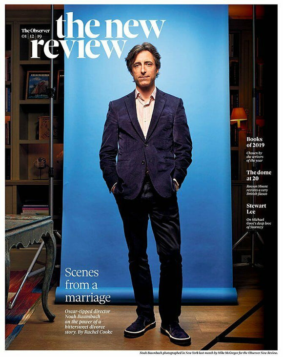 UK Observer Review December 2019: NOAH BAUMBACH Marriage Story COLDPLAY