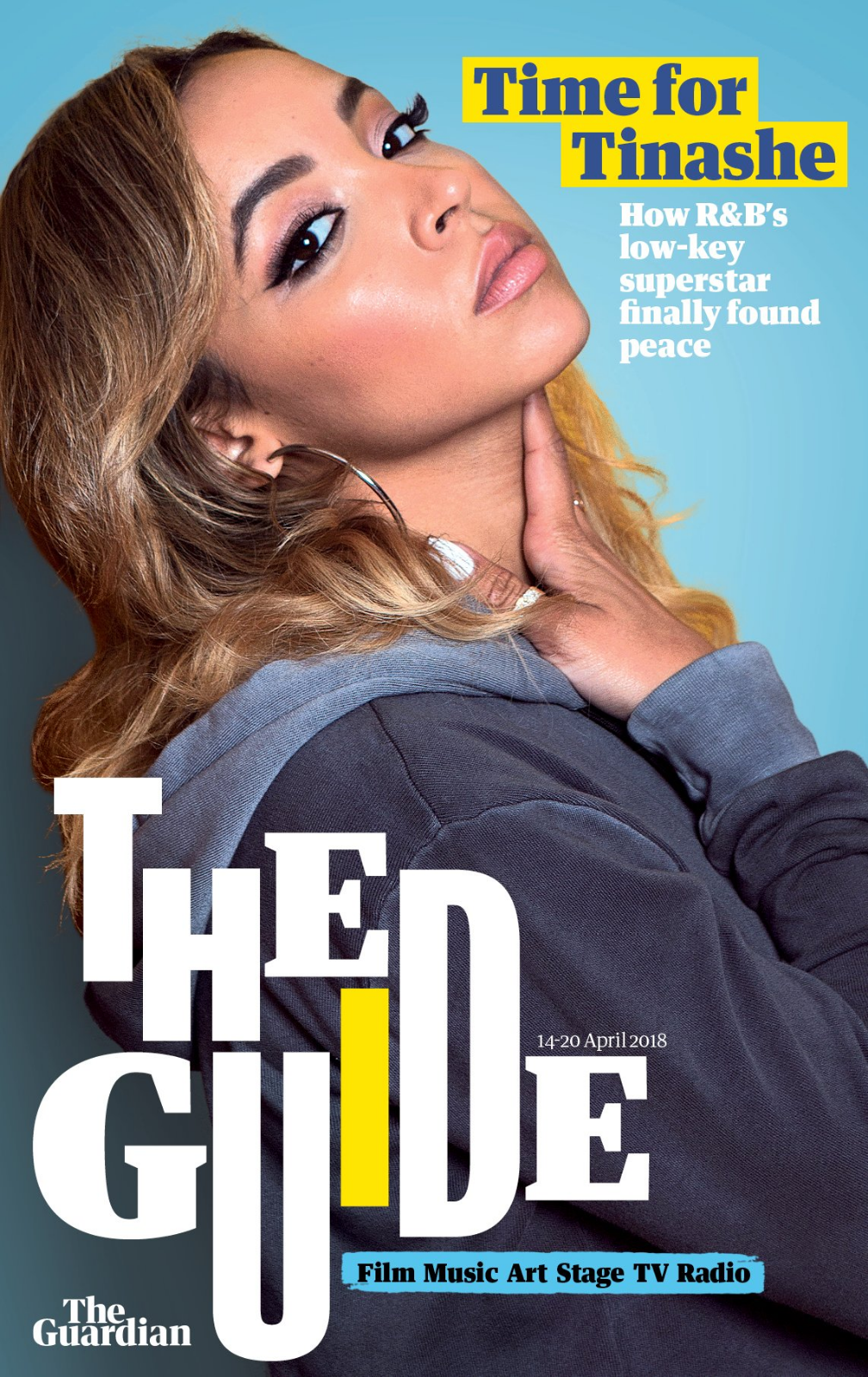 GUIDE Magazine 10 March 2018 TINASHE COVER STORY