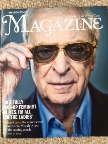UK Times Magazine March 2017 MICHAEL CAINE COVER STORY ## HEATHER GRAHAM