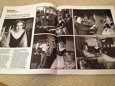 WILLIAM BOYD uk mag 2013 JAMES BOND GRACE KELLY STEPHEN HAWKING ALFRED HITCHCOCK
