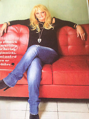 CELEBS MAGAZINE 12 MAY 2013 BONNIE TYLER PATSY KENSIT UNA HEALY DANNY MILLER