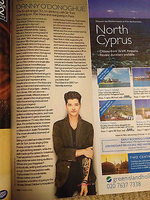 NEW YOU Magazine DANNY O'DONOGHUE KATE MIDDLETON PRINCE WILLIAM ARIZONA MUSE