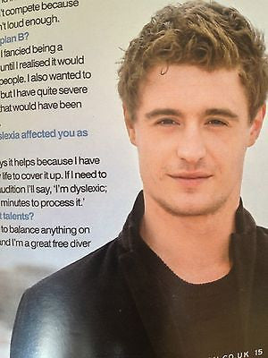 MAX IRONS THE WHITE QUEEN UK INTERVIEW MAGAZINE - KIM CATTRALL RUBY WAX