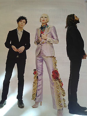 NEW Guardian Magazine April 2013 YEAH YEAH YEAHS KAREN O SUGGS MADNESS