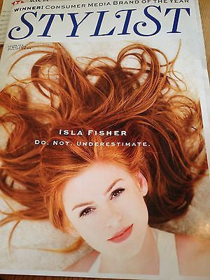 *** NEW UK !! ISLA FISHER inter/w SHARLEEN SPITERI texas KATE MOSS ***