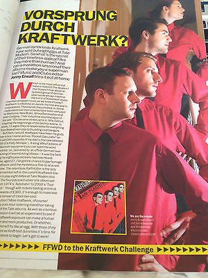 NEW Time Out Magazine HELEN MIRREN KRAFTWERK ALICE SARA OTT RUFUS SEWELL