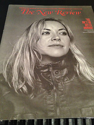 CHARLOTTE CHURCH - NEW UK COVER INDEPENDENT MAGAZINE - OCT 21 2012 - SIMON PEGG
