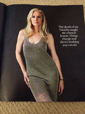 TIMES MAGAZINE SEPTEMBER 2013 JENNIFER SAUNDERS JACKIE KENNEDY JOELY RICHARDSON