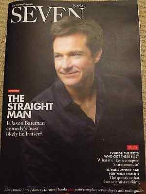 *** NEW UK !! JASON BATEMAN interview EDWYN COLLINS lana del rey LEO DICAPRIO *