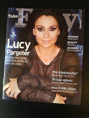 UK Lucy Pargeter EXCLUSIVE Interview Take It Easy Mag Emmerdale Sarah Parish
