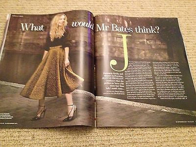 JOANNE FROGGATT interv/w DOWNTON ABBEY UK 1DAY ISSUE MIRANDA KERR ELAINE CASSIDY