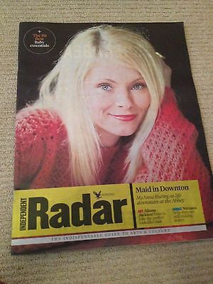 MYANNA BURING interview VIVIEN LEIGH UK 1DAY ISSUE BRETT MCKENZIE ALISON JACKSON