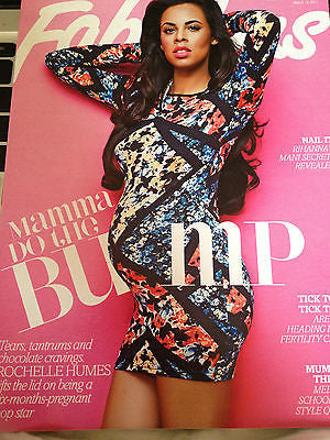 NEW FABULOUS Mag ROCHELLE HUMES THE SATURDAYS TAMZIN OUTHWAITE CLAIRE RICHARDS