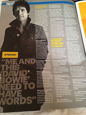 SHORTLIST MAGAZINE 2013 DIE HARD ALAN RICKMAN JOHNNY MARR PAUL RUDD JEREMY IRONS