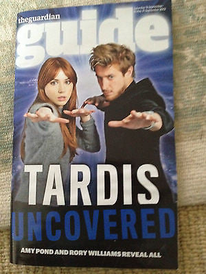 New Guide Magazine Karen Gillan Arthur Darvill Doctor Who Hugh Dancy Tom Krell