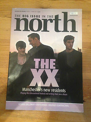 BIG ISSUE MAGAZINE JULY 2013 THE XX DAVID BADDIEL THE PROCLAIMERS