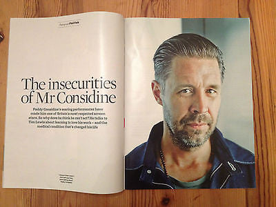 OBSERVER MAGAZINE SEPT 2014 PADDY CONSIDINE GARAGE JOURDAN DUNN PAUL DANIELS