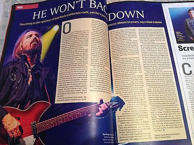 Hypbotic Eye TOM PETTY nterview CULTURE MAGAZINE JULY 2014 CORY ARCANGEL