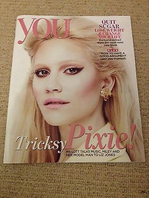 PIXIE LOTT interview CHRIS NOTH UK 1 DAY ISSUE 2013 AMANDA ABBINGTON BETH HAYES