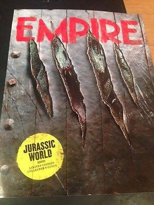 Empire Magazine June 2015 - Jurassic World - Collectors Cover Edition