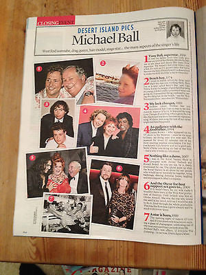 EVENT MAGAZINE NOVEMBER 2014 CLARE BALDING MICHAEL BALL ELVIS PRESLEY ANDRE RIEU