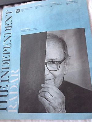ENNIO MORRICONE Photo Cover interview UK Magazine Feb 2016 THE 1975 ANNA KARINA