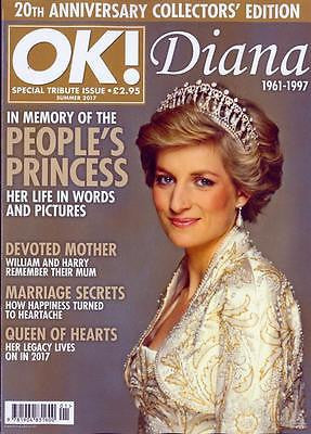 OK! magazine - Princess Diana 20th Anniversary Collectors' Edition