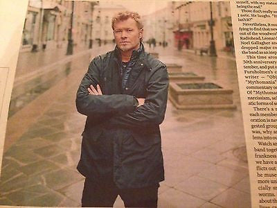A-HA MAGNE FURUHOLMEN Photo interview UK ISSUE MARCH 2016
