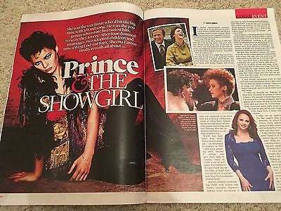 UK Event Magazine Jan 2017 Sheena Easton - Exclusive on Prince - Tony Bennett
