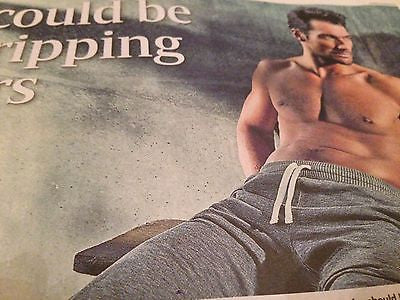 DAVID GANDY PHOTO INTERVIEW SUNDAY TIMES REVIEW JAN 2016