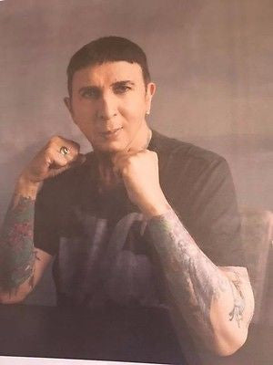 Soft Cell MARC ALMOND Photo Interview UK Loud & Quiet Magazine Issue 60