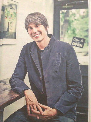 PROFESSOR BRIAN COX PHOTO INTERVIEW SEPTEMBER 2015