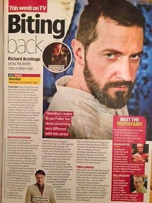 RICHARD ARMITAGE interview HANNIBAL UKmag 2015 JAMES NORTON ROSAMUND PIKE