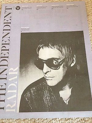 INDEPENDENT RADAR MAY 2015 PAUL WELLER KATHRYN WILLIAMS BEST COAST SASHA SIEM