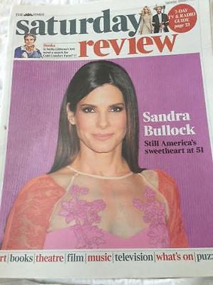 Our Brand Is Crisis SANDRA BULLOCK CLARE TWOMEY Photo interview JANUARY 2016 NEW