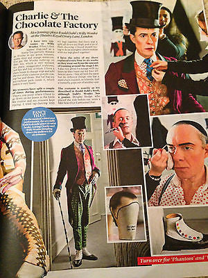 EVENT MAGAZINE APRIL 2015 PATSY KENSIT ALAN RICKMAN GERONIMO RAUCH ALEX JENNINGS