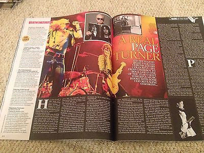 Led Zeppelin JIMMY PAGE PHOTO INTERVIEW DECEMBER 2014 THE WHO ROGER DALTREY
