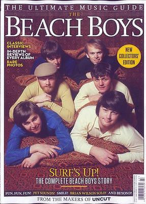 UNCUT Magazine - The Ultimate Music Guide Beach Boys New Collectors Edition