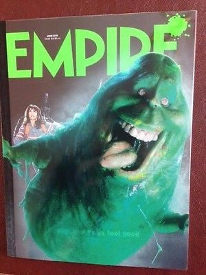 EMPIRE MAGAZINE JUNE 2016 GHOSTBUSTERS UK COLLECTOR'S COVER SPECIAL