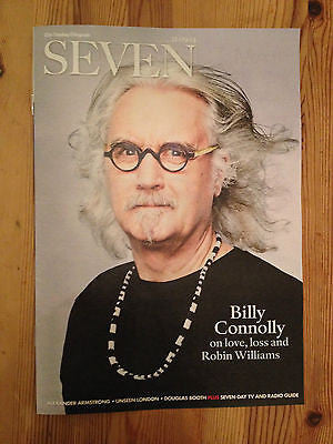 Riot Club DOUGLAS BOOTH PHOTO INTERVIEW 2014 ISSUE BILLY CONNOLLY ROBIN WILLIAMS