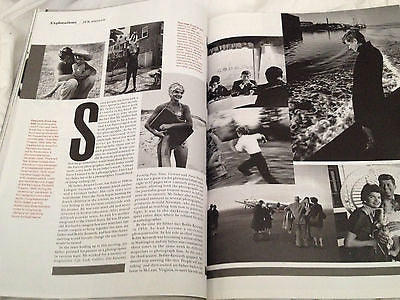 HIGH LIFE MAGAZINE OCT 2013 JOHN F KENNEDY JFK JACKIE ONASSIS UNSEEN PICTURES