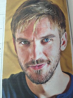 Downton Abbey DAN STEVENS PHOTO INTERVIEW SEPTEMBER 2014 WOODY ALLEN COLIN FIRTH