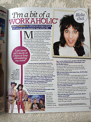 Mighty Boosh NOEL FIELDING PHOTO interview NOVEMBER 2014