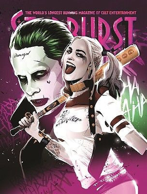 HARLEY QUINN - MARGOT ROBBIE - SUICIDE SQUAD - STARBURST COLLECTORS COVER #427