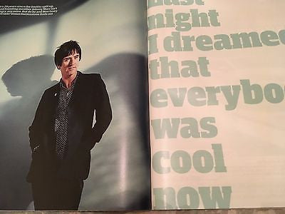 (UK) GUARDIAN MAGAZINE 10/2016 BEYONCE PHOTO COVER JOHNNY MARR RUDOLF NUREYEV