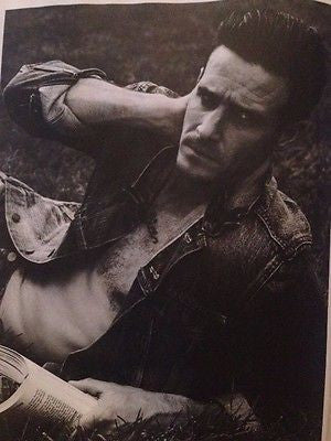 The Wire JAMES RANSONE PHOTO INTERVIEW UK TELEGRAPH MAGAZINE SEPTEMBER 2015