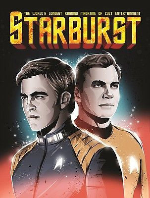 STAR TREK - 50TH ANNIVERSARY COLLECTORS COVER UK STARBURST MAGAZINE - ISSUE 428