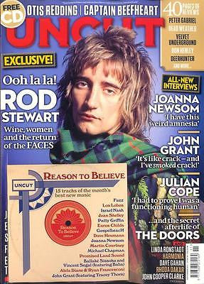UK UNCUT MAGAZINE NOVEMBER 2015 ROD STEWART JOANNA NEWSOM THE DOORS JULIAN COPE