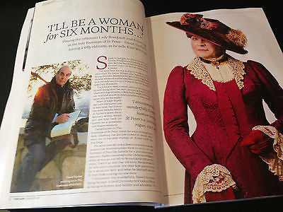 THE LADY MAGAZINE MARCH 27 2015 DAVID SUCHET PHOTO INTERVIEW BILLIE HOLIDAY